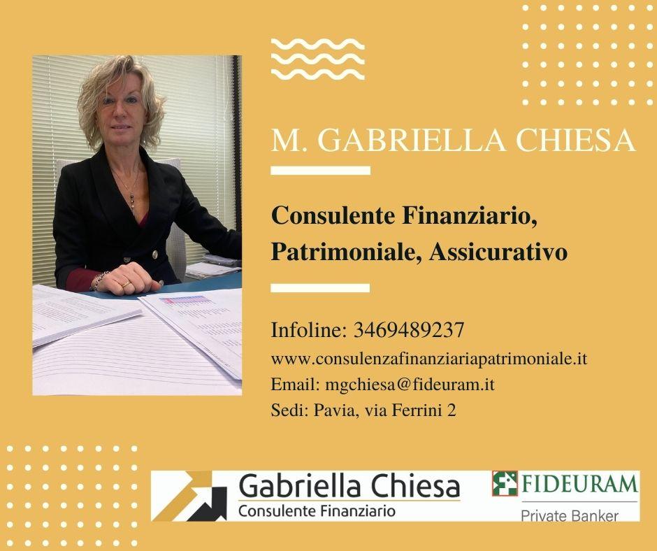 Consulente finanziario pavia e provincia